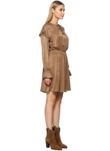NetWork Elbise Bakır